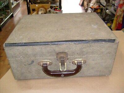 Original Heathkit Tc-2 Tube Tester Original - Original Case - Suitcase