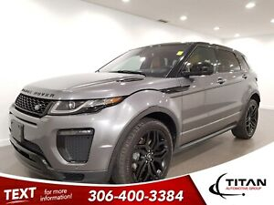 2016 Land Rover Range Rover Evoque HSE|Local|AWD|CAM|Leather|NAV