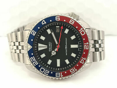 SEIKO VINTAGE DIVER'S WATCH 7002 CLASIC MODEL FULLY RESTORED WATERPRF SN. 340231