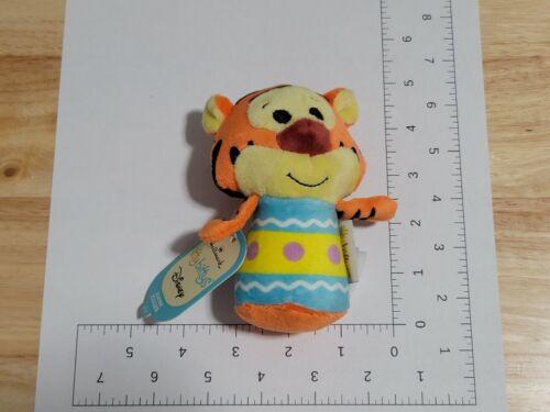 2016 Hallmark Itty Bittys Disney Winnie The Pooh Easter Tigger Plush NWT