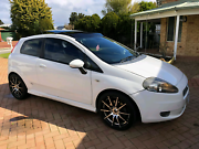 2009 Fiat Punto Turbo hatchback 1.4l t-jet manual Canning Vale Canning Area Preview
