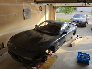 93 (Mazda) Efini RX7 FD3S project- bring a trailer