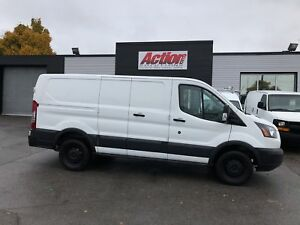 2017 Ford Transit T250 low roof 130wb ecoboost