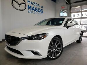 2016 Mazda Mazda6 GT Cuir Toit Navigat