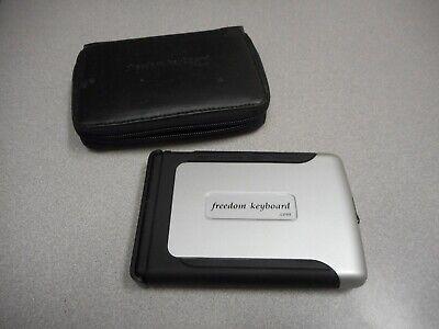 Freedom Keyboard Bk600 Wireless Bluetooth Keyboard
