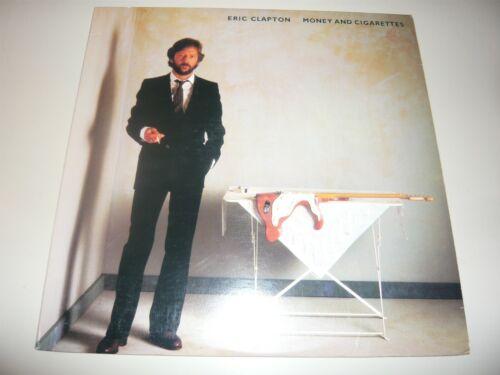 Eric Clapton Money And Cigarettes LP Vinyl Record Album Shape You