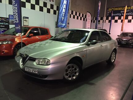 2000 Alfa Romeo 156, Excellent Condition, Drives Extremely Well Ingleburn Campbelltown Area Preview