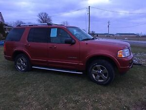 2005 Ford Explorer Ltd 4x4