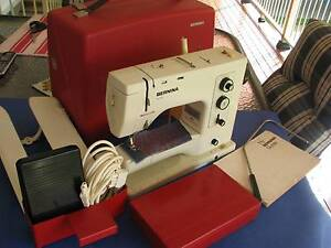 Bernina 830 Sewing Machine G. Cond. All extras. Serviced & Tested Kotara Newcastle Area Preview
