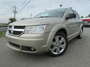 2009 Dodge Journey R/T V6 3.5L AWD TOIT OUVRANT CUIR MAGS!!!