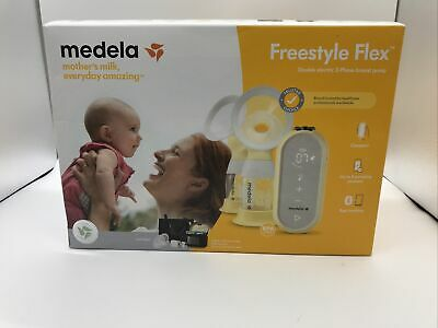 4399 medela freestyle flex double electric breast pump