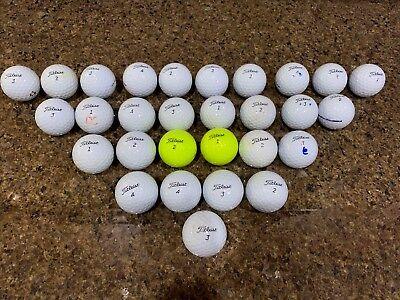 29 Titleist Tour Soft / NXT Tour S Golf Balls