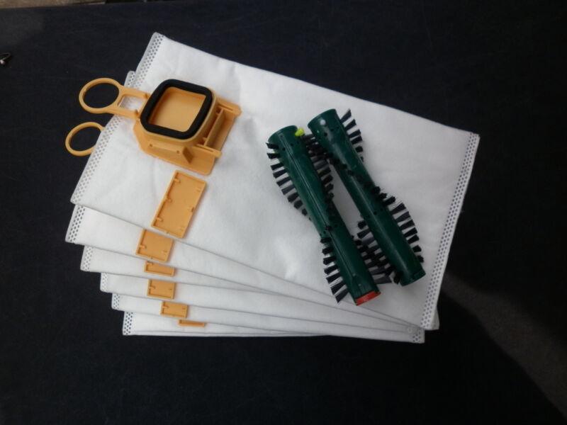 12 Vlies Filtertüten Staubsaugerbeutel geeignet Vorwerk Kobold 130 131 TOP Quali