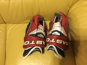 "Easton S19 hockey gloves , 15 "" , 38cm,"
