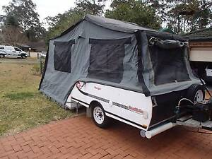 2001 Cub Camper Trailer Wyong Wyong Area Preview