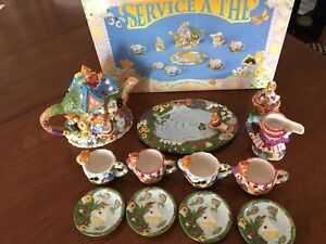 Children's Tea Set -12 Pieces