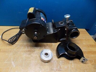 Dumore Tool Post Grinder For 20 Swing Lathes 1hp 3450 Rpm 8205-210 Repair