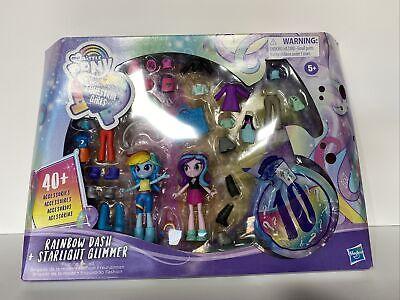 My Little Pony Equestria Girls Rainbow Dash and Starlight Glimmer - BRAND NEW!!!