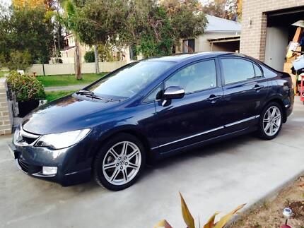 2007 Honda Civic Sport   Excellent Condition   Lady Owner Tuggerawong Wyong Area Preview