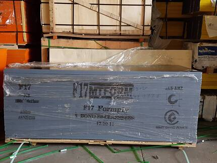 Formply F17 2400 x 1200 17mm Structural Plywood Revesby Bankstown Area Preview
