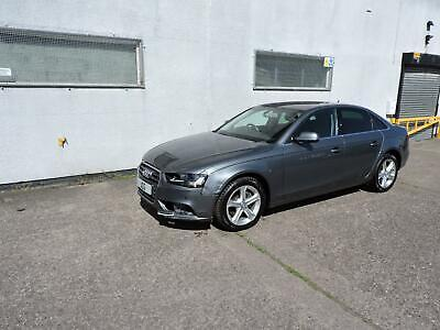 62 Audi A4 2.0TDI SE Technik Auto Damaged Salvage Repairable