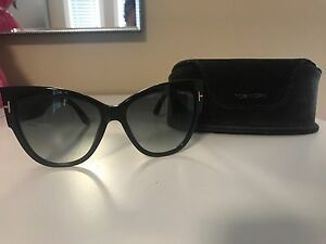 Tom Ford Anoushka Cat Eye Sunglasses