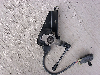 Ride Height Sensor GM OEM 22175445 REAR R w/ Link, Tested Warranty Priority Mail