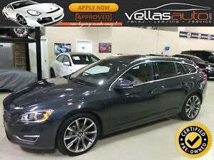 2015 Volvo V60 T5| AWD| PREMIER PLUS| NAVIGATION