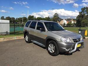 2004 MAZDA TRIBUTE LUXARY AUTOMATIC Oatlands Parramatta Area Preview