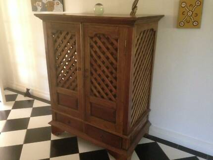 Handmade Multi function /TV Cabinet. Chatswood Willoughby Area Preview