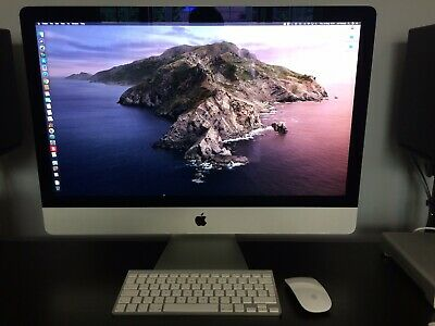 Apple imac 27 Retina 5k (late 2014)
