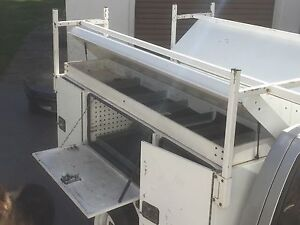Toyota hilux xl service body  tool box ute back trade tray Miranda Sutherland Area Preview