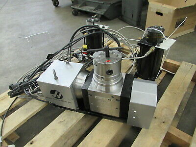 Haas Tr1105x 2-axis Brushless Trunnion Rotary Table For True 4th 5th Axis