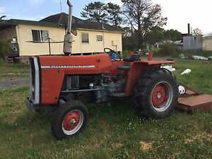 Massey ferguson tractor Arcadia Hornsby Area Preview