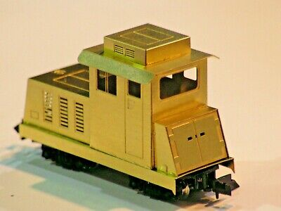 009  MBD1-130 RAILBUS 3d PRINTED BODYSHELL for the KATO 11-103 CHASSIS Stockno2
