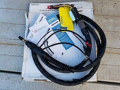 Bernard Sw6612bfm 600a Water Cooled Mig Gun 15 116 Miller - New Unused