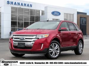 2012 Ford Edge Limited | AWD | NAVIGATION |