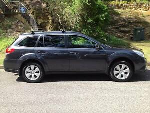 2010 Subaru Outback Wagon Grays Point Sutherland Area Preview