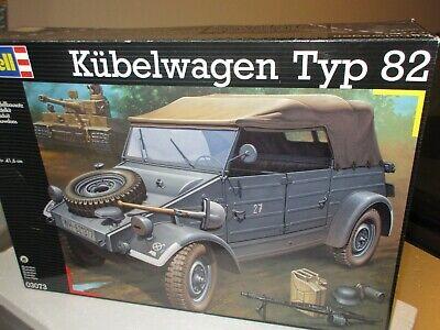 Revell 1/9th Echelle 03073 Kubelwagen Type 82 Modèle Kit