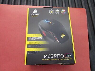 Corsair M65 PRO RGB FPS Optical Gaming Mouse - FREE SHIPPING