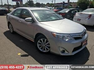 2014 Toyota Camry XLE   NAV   LEATHER   ROOF   CAM