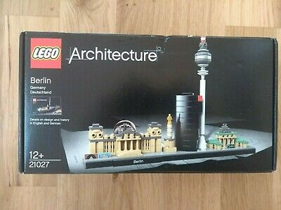 LEGO Architecture Berlin (21027) - 100% Complete with box and instructions
