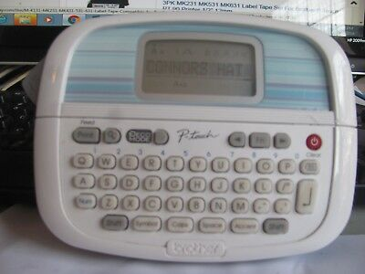 Brother P-touch Label Maker Pt-90