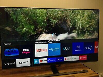 Samsung UE55NU8000 HDR 1000 4K Ultra HD Smart TV - Excellent! (9070288)