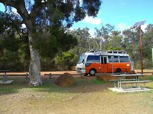 1997 Toyota Coaster Camper Van Melville Melville Area Preview
