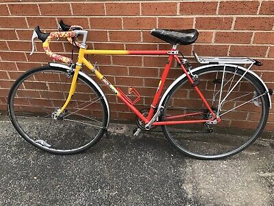 "Jack Taylor Vintage Bicycle, 1976 Sports Model, 21"""