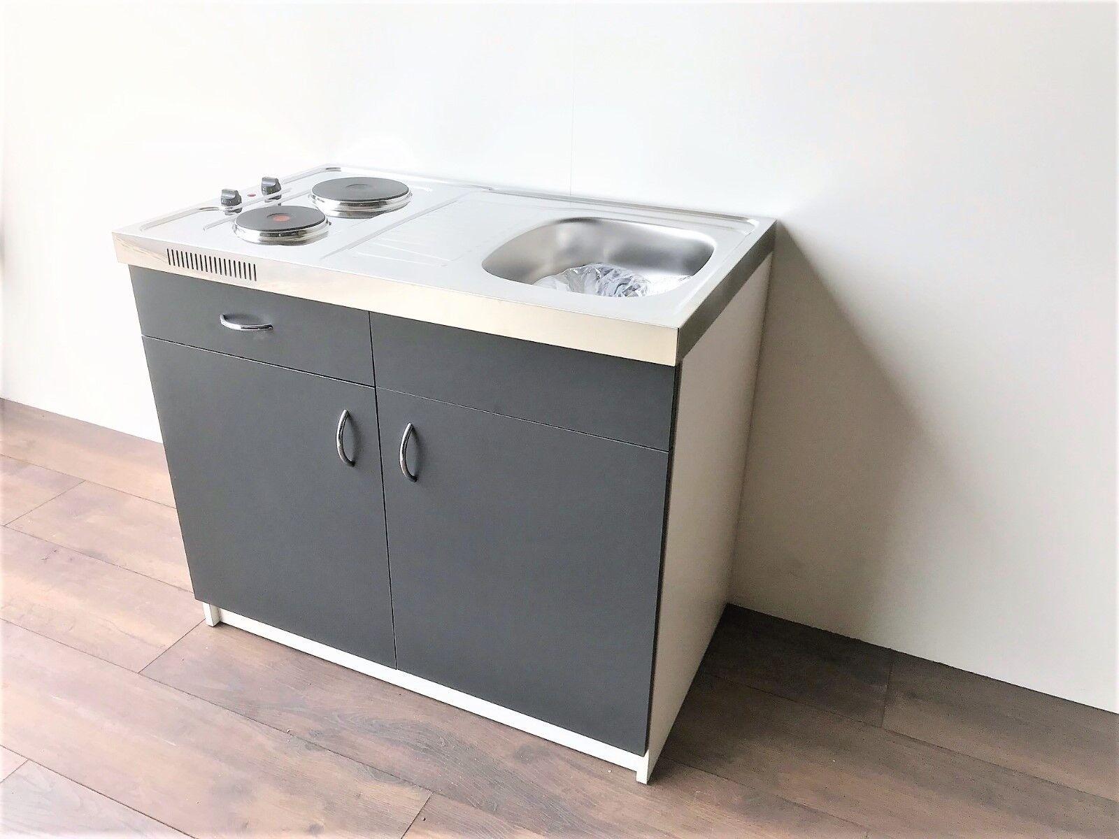 Miniküche Pantry  B100 cm
