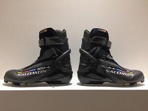 Salomon X-Country Skate Ski Boots