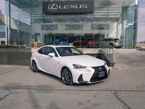 2018 Lexus IS 350 F Sport Series 3 No Accidents 1 Owner Backu...
