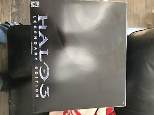 Unopened Halo 3 Legendary Edition  (NO TRADES) OBO